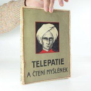 náhled knihy - Telepatie a čtení myšlenek