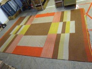 náhled knihy - Antonín Kybal, velký koberec 350 x 237 cm