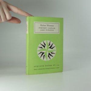 náhled knihy - Portrét umělce jako štěněte