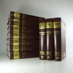 náhled knihy - Universum - všeobecná encyklopedie A-Ž (10 svazků, komplet)