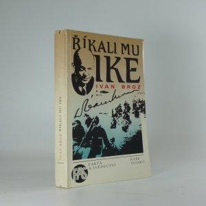 náhled knihy - Říkali mu Ike
