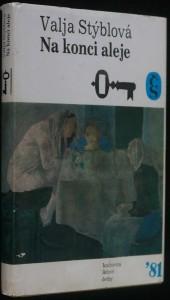náhled knihy - Na konci aleje