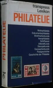 náhled knihy - Transpress Lexikon : Philatelie