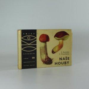 náhled knihy - Naše houby