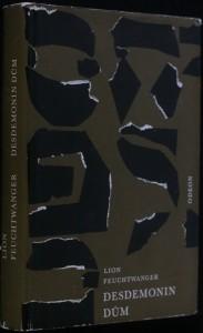 náhled knihy - Desdemonin dům