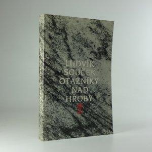 náhled knihy - Otazníky nad hroby