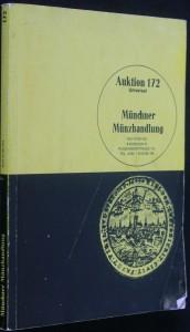 náhled knihy - Münchner münzhandlung, Auktion 172