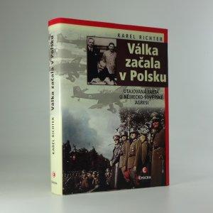 náhled knihy - Válka začala v Polsku: utajovaná fakta o německo-sovětské agresi