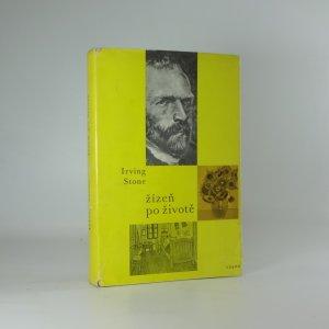 náhled knihy - Žízeň o životě (Román o Vincentu Van Goghovi)