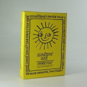 náhled knihy - Sluníčkový diář