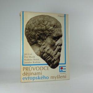 náhled knihy - Průvodce dějinami evropského myšlení