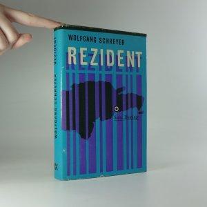 náhled knihy - Rezident
