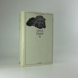 náhled knihy - Dějiny VI.