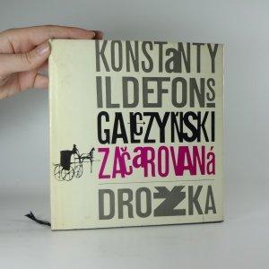 náhled knihy - Začarovaná drožka