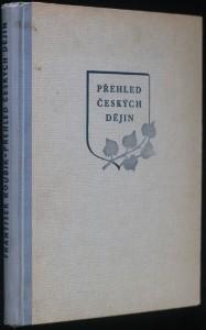 náhled knihy - Přehled českých dějin