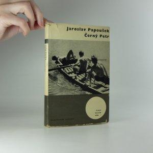 náhled knihy - Černý Petr