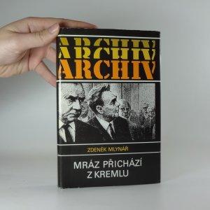 náhled knihy - Mráz přichází z Kremlu
