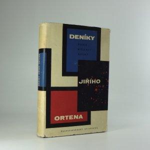 náhled knihy - Deníky Jiřího Ortena : poesie - myšlenky - zápisky