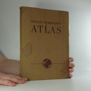 náhled knihy - Školní zeměpisný atlas