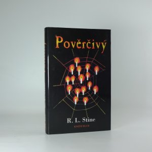 náhled knihy - Pověrčivý