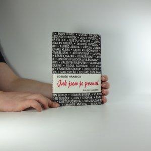 náhled knihy - Jak jsem je poznal : (co jiní nezažili) : rozhovory, portréty, svědectví