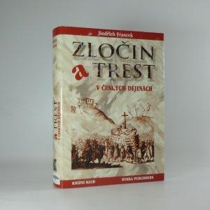 náhled knihy - Zločin a trest v českých dějinách