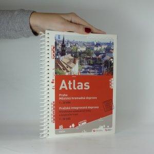 náhled knihy - Atlas - Praha (městská hromadná doprava 1:20 000)