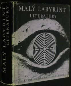 náhled knihy - Malý labyrint literatury : pro čtenáře od 12 let