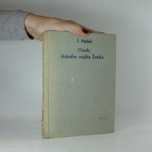 náhled knihy - Osudy dobrého vojáka Švejka (díl I.-IV.)