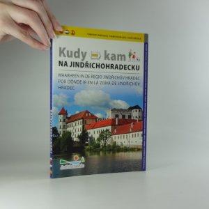 náhled knihy - Kudy kam na Jindřichohradecku