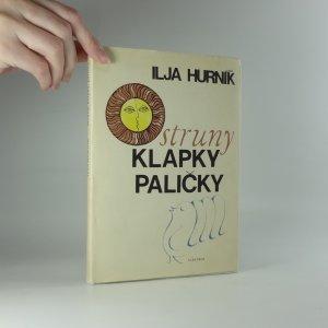 náhled knihy - Struny, klapky, klapičky