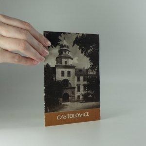 náhled knihy - Častlovice