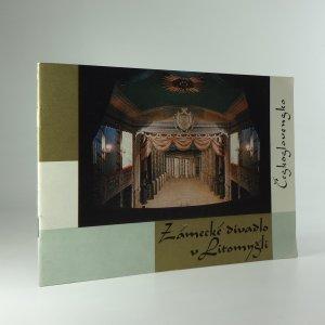 náhled knihy - Zámecké divadlo v Litomyšli