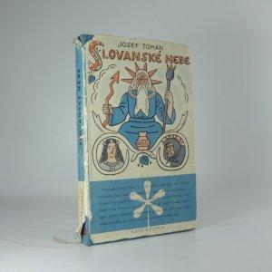 náhled knihy - Slovanské nebe