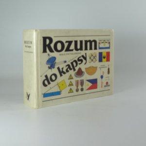 náhled knihy - Rozum do kapsy : malá encyklopedie