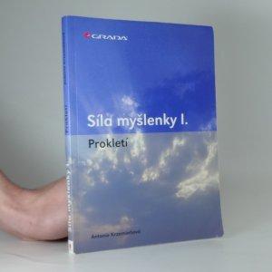 náhled knihy - Síla myšlenky I. : prokletí