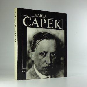 náhled knihy - Karel Čapek ve fotografii