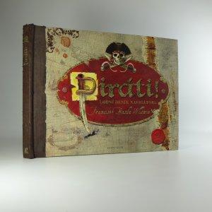 náhled knihy - Piráti! Lodní deník navigátora Francise Basila Willcoxe