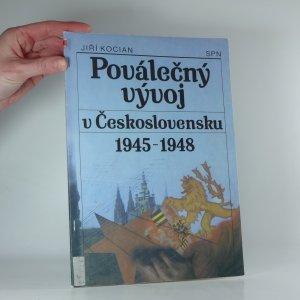 náhled knihy - Poválečný vývoj v Československu 1945-1948 : [historický ústav na pomoc škole