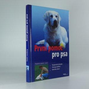 náhled knihy - První pomoc pro psa