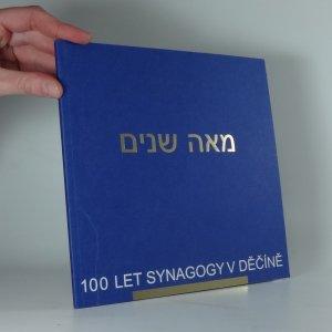 náhled knihy - 100 let synagogy v Děčíně