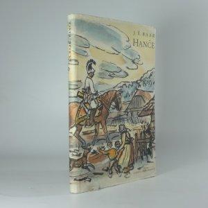 náhled knihy - Hanče : chodský román