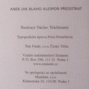 antikvární kniha Ciao sexu, aneb, Jak blaho alespoň předstírat, 2005