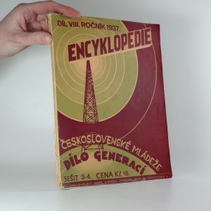 náhled knihy - Encyklopedie československé mládeže. díl VIII., Ročník 1937, sešit 3-4