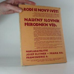 antikvární kniha Encyklopedie československé mládeže. díl VIII., Ročník 1937, sešit 3-4, 1937