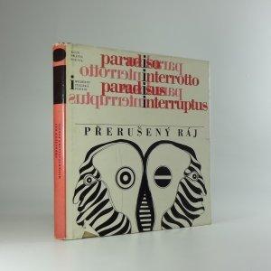 náhled knihy - Přerušený ráj : antologie moderní italské poezie