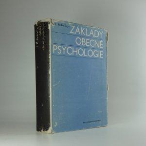 náhled knihy - Základy obecné psychologie