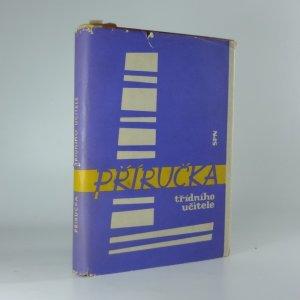 náhled knihy - Příručka třídního učitele