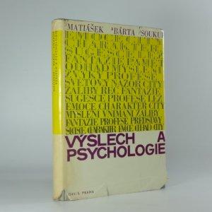 náhled knihy - Výslech a psychologie