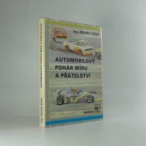 náhled knihy - Automobilový Pohár míru a přátelství